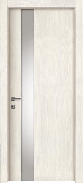 Laccato Frassino mod. 2501 Bianco