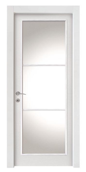 Laminato Cocco mod. 120 - 3 vetri