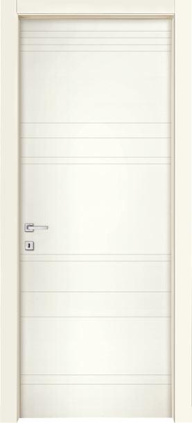 Laccato Incisioni mod. 3331 Bianco